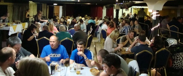 Quiz night turn out