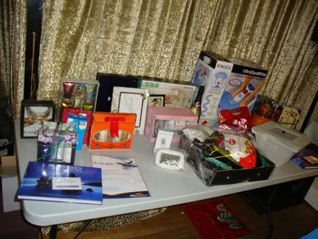 More prizes!